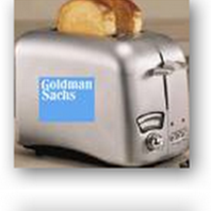 "S.E.C. Files Suit Against Goldman Sachs For Fraud – Did the Algorithms for ""Desired Results"" Create a Secret Investment Plan to Devise Mortgage Failures?"